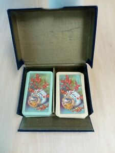 Vintage Patience Playing Cards W D & H O Willis