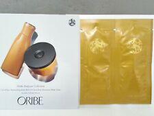 Oribe Cote D'Azur Body Cream & Body Wash ~2 packets .41 oz each Travel Fast