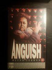 ANGUISH CBS FOX BIG BOX EX RENTAL VHS