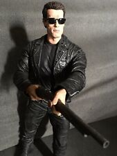 NECA 12 inch T2 Terminator 2 Judgment Day T-800 Pescadero Escape COLLECTOR GRADE