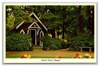 Portland, OR Oregon St. Anne's Chapel Sanctuary of Sorrowful Mother Postcard