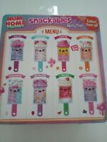 Num Noms Snackables Melty Pops BlueBerry with Scented Melting Slime New