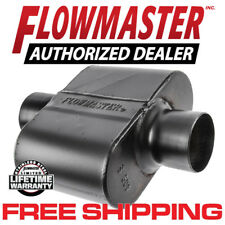 "Flowmaster 843015 Super 10 Muffler 3""  Center Inlet/Center Outlet"