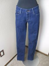Levi Strauss Jeans Slight Curve Skinny Denim Womens Size 10 30