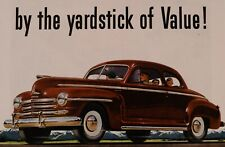 1955 Plymouth Belvedere Original Vintage The Yardstick To Measure Other Cars to