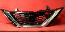 2015 - 2017 NISSAN SENTRA RADIATOR FRONT GRILLE GRILL & BRACKETS OEM 62310-3YU0A