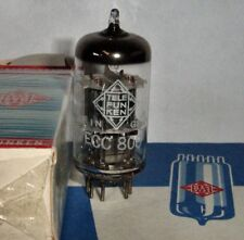 one Telefunken ECC808 <> NOS NIB  vacuum tube (5 available with same serials!)