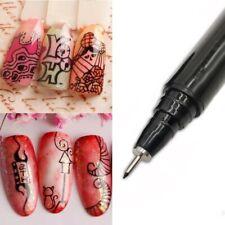 1PC Nail Art Graffiti Pen Waterproof Painting Drawing Liner Brush Manicure Tools
