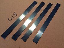 2' Tattoo Machine Blue polished Spring Steel Stock  .018  Binder Post Parts USA