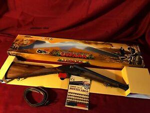 EG Edison Giocattoli Lupara Gewehr Schrotflinte  mit Munition Kinder Spielzeug