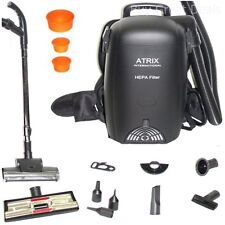 Backpack Vacuum Cleaner Hepa Filter Back Pack Vac Blower Commercial Cleaning New