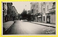 cpa Carte Photo France 30 - SAINT AMBROIX (Gard) Le PORTALET Pharmacie SALACROUP
