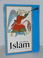 World of Islam - Faith, People, Culture by Bernard Lewis - 1992 P/B