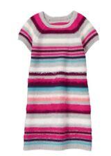 NWT Gymboree Ready, Jet, Go! Stripe Sweater Dress Size 10