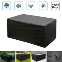 Waterproof Garden Patio Furniture Protection Covers Outdoor Table Rain Cover