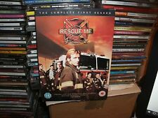 Rescue Me - Series 1 (DVD, 2006) 4 DISC SET
