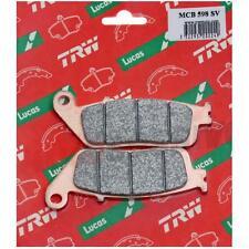 Brake Pad for Honda 1100 CCM VT 1100 C3 Shadow Aero, yr. bj.98-02, Front Lucas