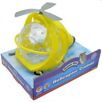 New Superpet Helicopter Exercise ball hamster, mouse, small animals YELLOW