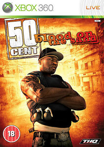 50 Cent: Blood on the Sand ~ XBox 360 (in Good Condition)