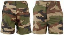 Pantalon Court Camouflage CE / Short militaire RIPSTOP Armée Française TAILLE 42