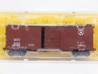 HO Scale Kadee 4805 MEC Maine Central 40' PS-1 Box Car #8199 - Sealed