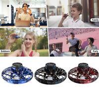 Mini Drohne UFO Fliegender Ball RC Drone Quadrocopter Spielzeug Kinder Geschenk