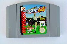 nintendo 64 spiele Spiel Superstar Soccer 64