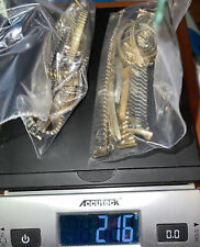 Vintage 214Gr Lot Gold Filled Watch Bands RGP Scrap Repair Speidel ++