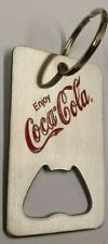 Coca Cola key ring Bottle Opener