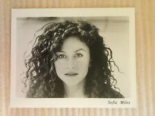 Sofia Milos #5 original headshot photo with credits, training & skills