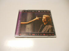 "Tommy Shaw ""Girls with guns "" AOR cd 1984  Universal Records 2007 Styx"