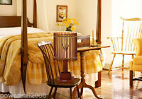 BY Chinese Style Brown E27 Height 43CM Bamboo Bedroom Decoration Table Lamp