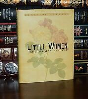 Little Women by Louisa May Alcott New Deluxe Unabridged Hardcover Classics Gift