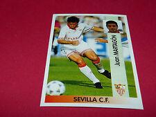 JUAN MARTAGON SEVILLA CF  PANINI LIGA 96-97 ESPANA 1996-1997 FOOTBALL