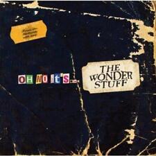 """The Wonder Stuff - Oh No, It's The Wonder Stuff (NEW 2 x 12"""" VINYL LP)"""