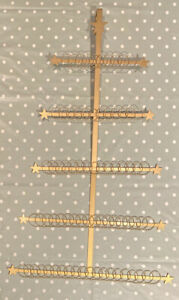 Christmas Tree Card Hanger
