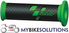 MotoGP Motocicleta Moto Carrera Manillar 22/25 mm agarre la cubierta Negro Verde