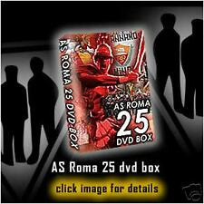 SUPERMEGA 25 DVD BOX  AS ROMA ULTRAS CURVA SUD 1973-ASR,FEDAYN,BOYS,TDR,HOOLIGAN