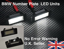 BMW 5 Series E39 E60/E61 3 Series E46 Error Free Number Plate UNIT LED Bulb