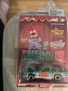 The Muppet Show 25th Anniv 2002 Bobby Labonte Intersate Batt.#18 Action 1/64 NEW