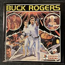 More details for panini buck rogers sticker album - 100% complete full set. excellent condition