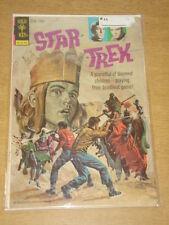 STAR TREK #23 VG (4.0) GOLD KEY COMICS MARCH 1974 COVER A