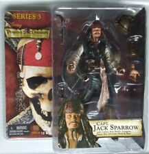 Pirates Of The Carribean Curse Of The Black Pearl Series 3 Captain Jack Sparrow