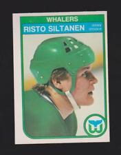 1982-83 O-Pee-Chee Risto Siltanen #129