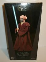 Plo Koon Jedi Master 1:6 Scale Figure STAR WARS Sideshow Collectibles Doll