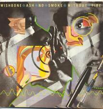 "WISHBONE ASH - NO SMOKE WITHOUT FIRE - 12"" VINYL LP (HOLLAND)"