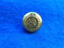 EDWARD VII BRITISH ARMY BRIGADIERS & COLONELS TWO PART GILT BUTTON JENNENS & CO