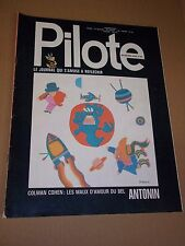 "JOURNAL ""PILOTE no 641"" (1972) GOTLIB / RIBERA / FRED..."