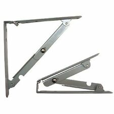 NEW Folding Shelf Bracket SP1794 16in x 16in Sold in pairs FREE SHIPPING
