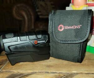 SIMMONS RANGE FINDER 4x20 Volt 600 BLK Vertical Single Button (with storage case